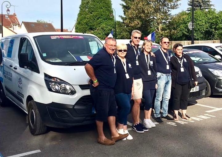 Equipe Agenor Soissons Paris Chauny 2018