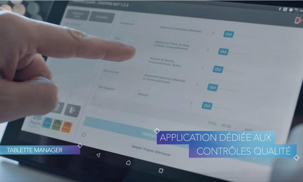 agesys tablette manager